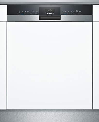 Siemens SN53HS36TE iQ300 Teilintegrierter Geschirrspüler/A++ / 258 kWh/Jahr / 2660 L/Jahr/WLAN-Fähig über Home Connect/varioSpeed Plus/Oberkorb mit rackMatic
