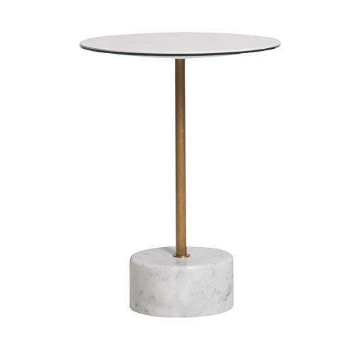 TXXM® Herstellung Nacht Beistelltisch Marmor Nachttisch Form einfach und haltbar und praktisch Praktische Möbel