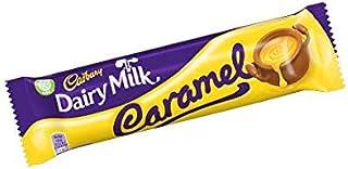 Cadbury Dairy Milk with Caramel Bar 49g - Pack of 6