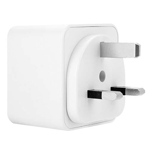 Enchufe Inteligente Resistente y Duradero Reducción de facturas de Electricidad Enchufe de alimentación WiFi, para Calentador de Agua