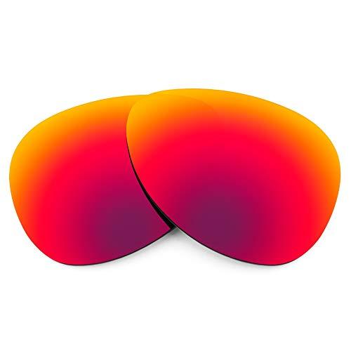 Revant Lentes de Repuesto Compatibles con Gafas de Sol Ray-Ban RB4320 58mm, Polarizados, Sol de Medianoche MirrorShield