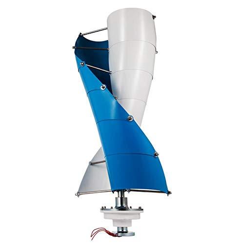 WANGYONGQI Generador De Turbina De Viento De Levitación Magnética 6000W, 2 Blades12v 24V 48V Eje Vertical Generador De Viento Alta Eficiencia Bajo Viento Inicio Turbina De Viento,220v
