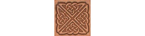 Tandy Leather Square Celtic Craftool� 3-D Stamp 8538-00