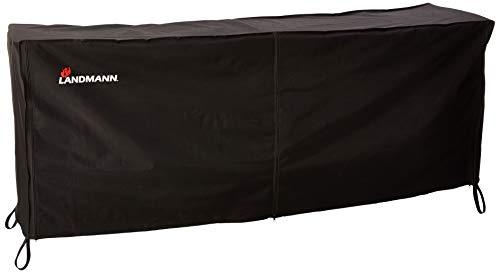 Landmann USA 82471 Heavy Duty Log Rack Cover, 8-Feet