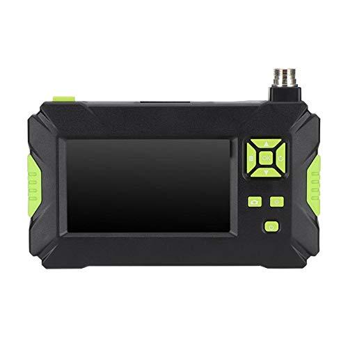 FOLOSAFENAR Endoscopio a Prueba de Agua con Capacidad de batería de 2600 Mah Endoscopio para tubería, para Usar en Agua, para tubería(2 Meters)