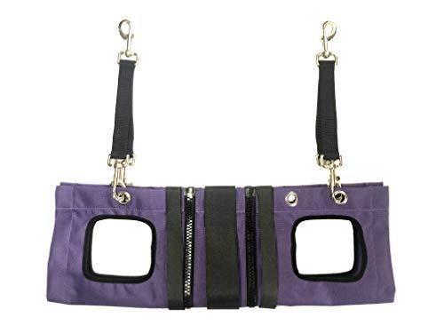 Dog Grooming 3 in 1 Hammock (Purple)