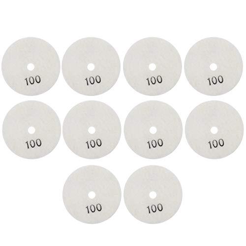 Almohadillas de discos de lijado Placa de respaldo de pulido de 3 pulg.