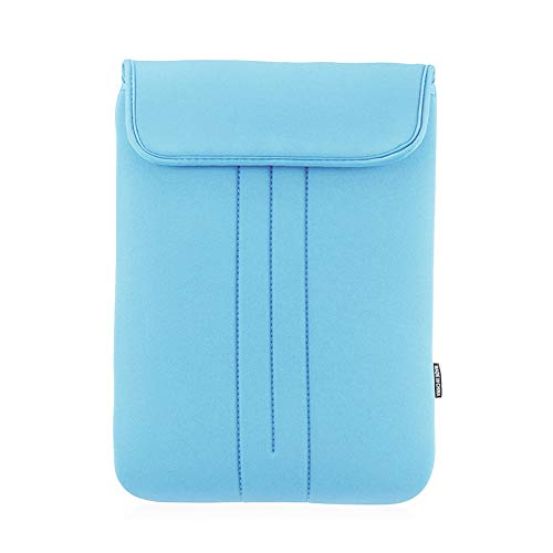 Leeofty S013A Laptop Sleeve Soft Pouch 11 inch Bag Case Cover Replacement for MacBook Air Pro Retina15 Blue