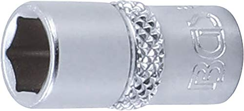 BGS 2480   Steckschlüssel-Einsatz Sechskant   6,3 mm (1/4
