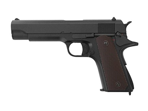 "Cyma cm.123/1911""Classic Softair/Airsoft Metal Slide AEP inkl. NIMH Akku & Lader < 0,5 J."