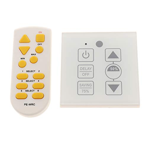 yotijar Interruptor inalámbrico con mando a distancia.