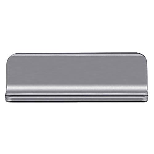 XCVUISDFJK Car decoration accessories Vertical Adjustable Laptop Stand Aluminium Portable Notebook Mount Support Base Holder Fit for MacBook Pro Air Accessory2020 (Color : Dark Grey)
