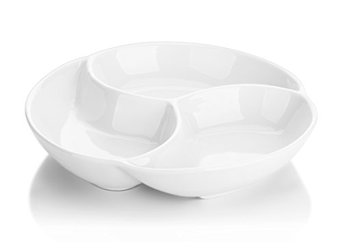 Divided Serving Trays & Platters