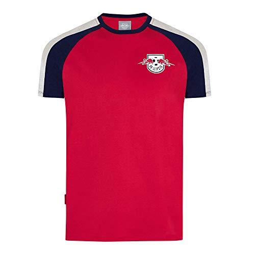 RB Leipzig Fan Vibe T-Shirt, Herren X-Large - Original Merchandise