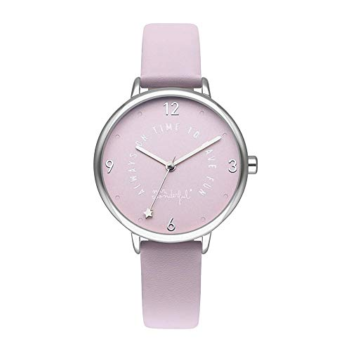 Mr wonderful Dream Forever Reloj para Mujer Analógico de Cu