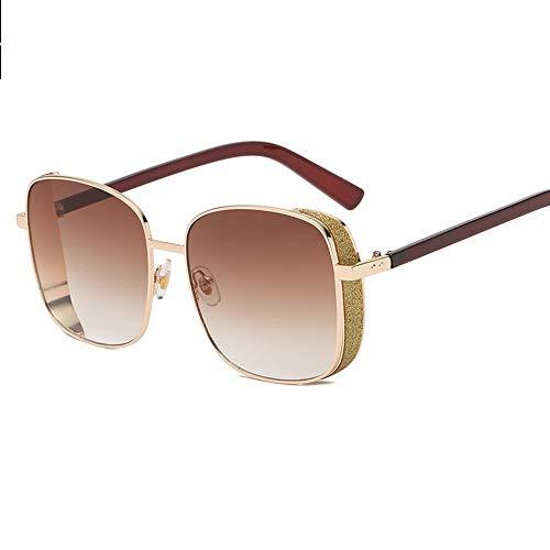 KUANDAR GLS Gafas De Sol para Mujer, Protección UV, Uv400, Montura Cómoda, Marco Irrompible De Material, Lentes Tintadas, Seguridad En La Conducción,para Que Conducen Al Aire Libre