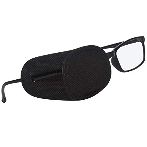 6pcs Amblyopia Eye Patches For Glasses, Great Eye Patch for Kids Glasses,Child Kids Eye Patch, Treat Lazy Eye and Strabismus for Kids, No Irritation to Children's Skin.
