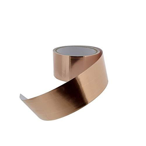 XBaofu Impresora 3D 1pc Accesorios Cobre apantallamiento de la Cinta Adhesiva conductora...