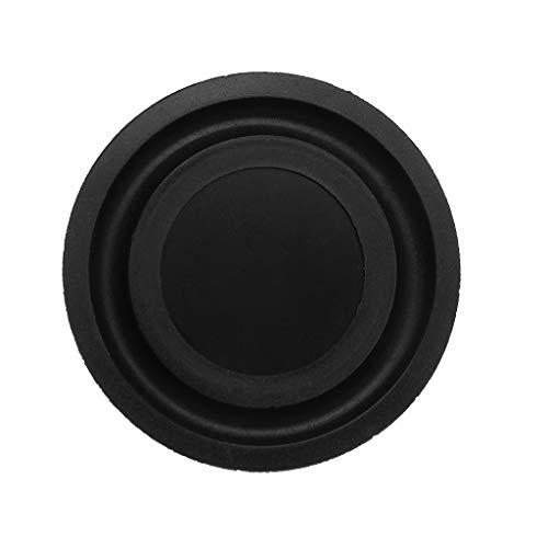 Xuniu 52mm Passive Radiator subwoofer-luidspreker vibratiemembraan bassrubber-lage tonen