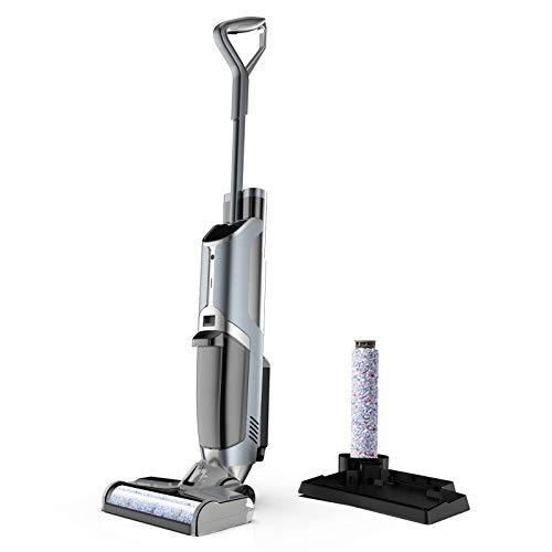 AlfaBot T30 Nass- und Trockensauger 3in1 Akku Saugwischer Saugen und Wischen Leichter Nasssauger Automatische Reinigung
