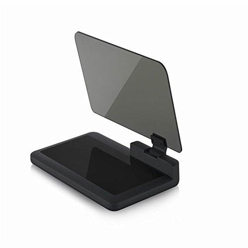 Head Up Display H6, voiture HUD téléphone Navigation GPS l'image Réflecteur pour voitures, universel Smart Mobile téléphone portable support de fixation