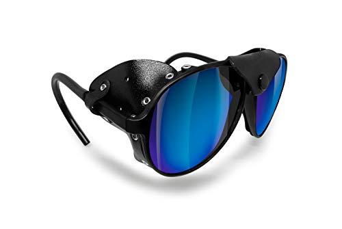 Bertoni Occhiali da Sole Polarizzati da Montagna Ghiacciaio Escursionismo Trekking Arrampicata Sci – MOD....
