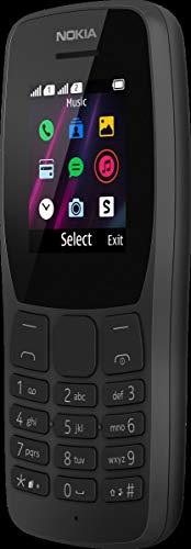 Nokia 110 Black Dual SIM