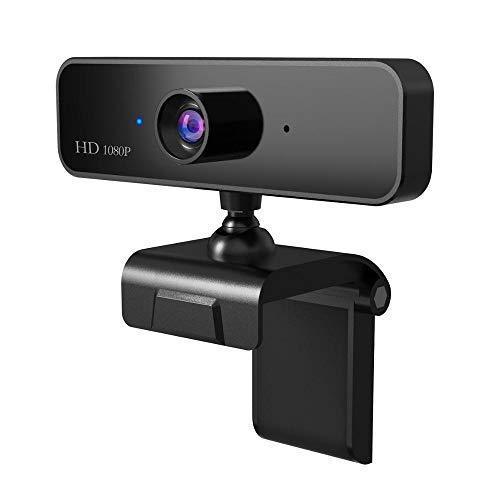 YUHUANG USB Webcam HD, 1080P Microfono Incorporato autofocus High-End Video Computer Chiamata periferiche Webcam (per Youtube) PC Portatile