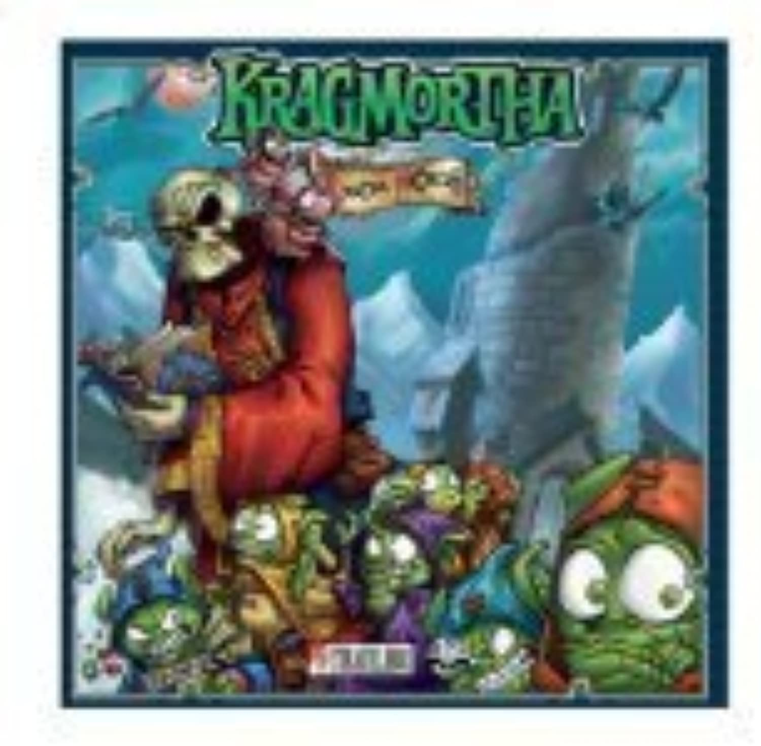 Kragmortha Board Game by Publisher Services Inc (PSI)