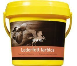 Lederfett farblos 1000 ml Dose by Bense & Eicke