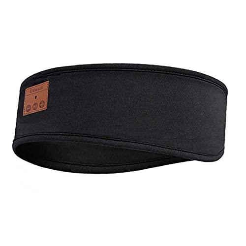 MAGIG Sports Bluetooth Headscarf, Casque De Nuit Bluetooth 5.0, Casque Super Doux pour Dormeurs Latérales, Adaptés Aux Cadeaux Endormis pour Hommes Et Femmes