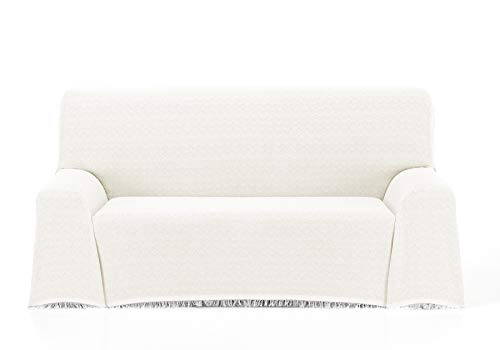 Cardenal Textil Regina Foulard Multiusos, Crudo, 230x290 cm