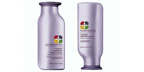 Sponsei vochtinbrengende en verzorgende shampoo, 250 milliliter, paars