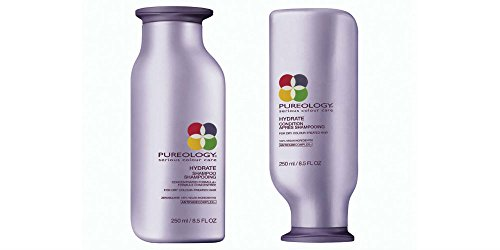 Sponsei Feuchtigkeitsspendendes und pflegendes Shampoo 250 Milliliter lila