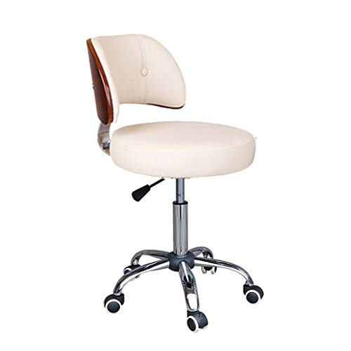 C-J-Xin Office Chair Huis Student Computer Stoel Shop Counter Kassa draaistoel Lifting Met Caster rugleuning Chair Decoratieve kruk (Color : D)