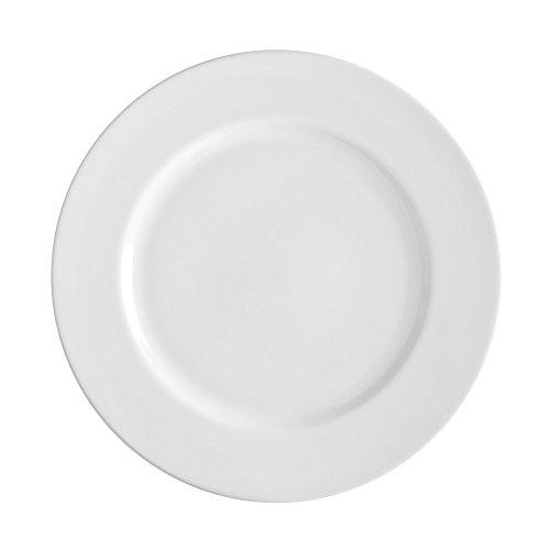 Oval Serving Platter, White