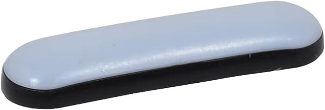 GLEITGUT 16 x Teflon glijders zelfklevend rechthoekig 38 x 10 mm PTFE meubelglijders