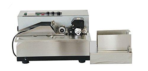 automatique d'encre à sec par Lots de codage machine imprimante pour produit Date à imprimer 220V
