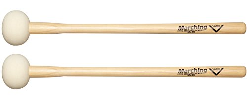 Vater MV-B4 Marching Bass Drum Mallets, Pair
