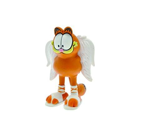 Plastoy SAS 66053 - Garfield: Garfield Engel Schlüsselanhänger