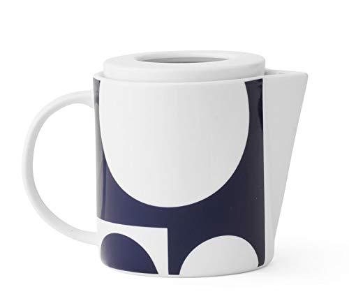 MENU Design Teekanne VERNER PANTON Kanne marine blue blau 4550719