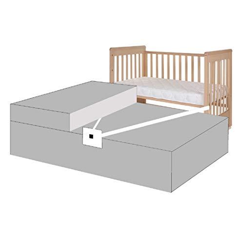 Treppy 3001 Befestigungsset Boxspringbett für Dreamy Plus 2 & Dreamy Mini