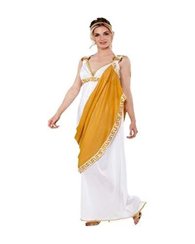 Eurocarnavales - Cs922637/m - Costume Femme Grecque Taille M