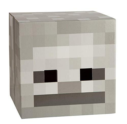 Máscara Minecraft - Skeleton