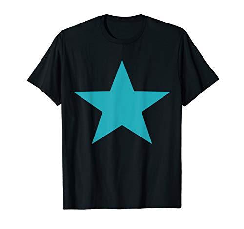 Teal Star Tee Shirt