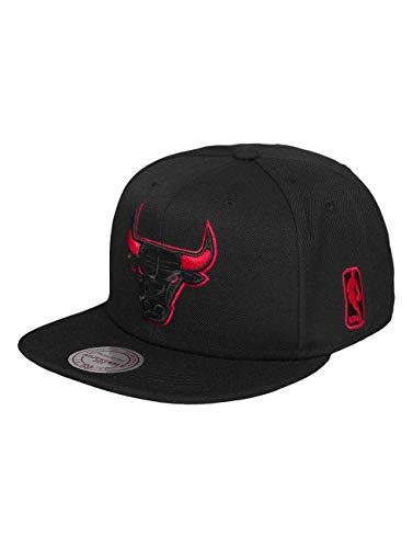 Mitchell & Ness Solid Team Siren Chicago Bulls Snapback