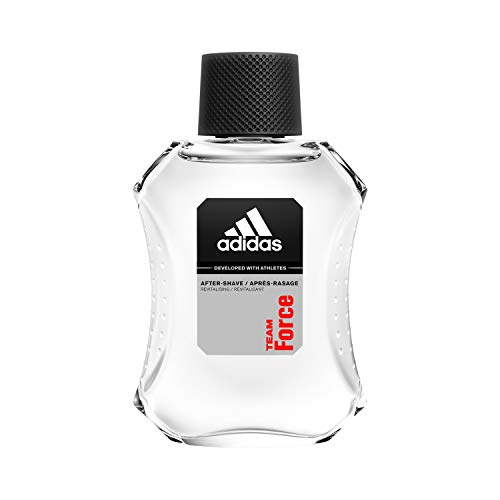 Adidas Team Force Aftershave for Men by Adidas, 4 Ounce