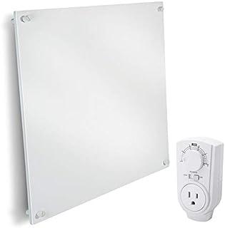 EconoHome Panel calentador de espacio de montaje en pared, c