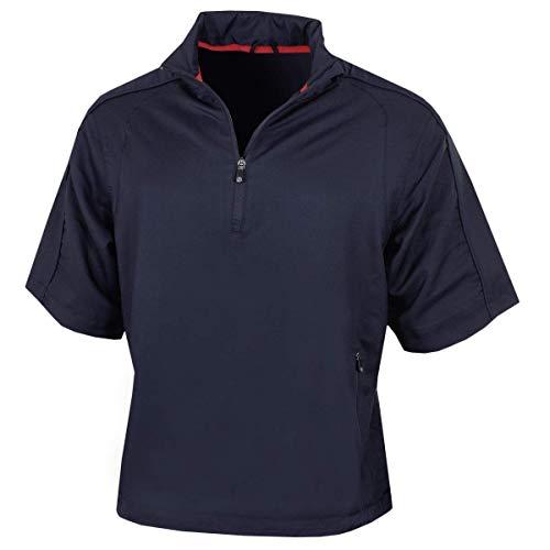 Proquip Golf Mens Zephyr Shirt du Vent imperméable - Marine - S