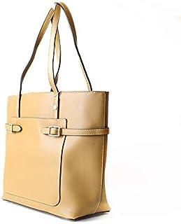 Lenz Bucket Bag For Women, Beige, AM19-B133